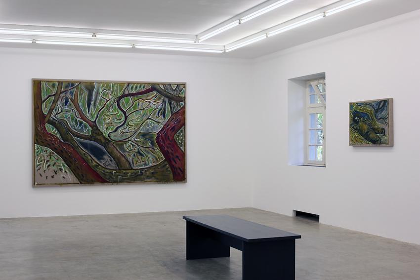 Billy Childish,Neuer Aachener Kunstverein Gallery, 2014