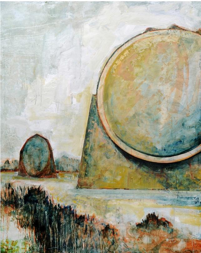 Harry Adams, Sound Mirrors