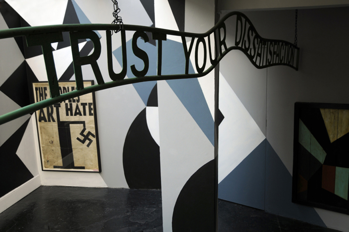 'Storm of Defence: What is Art Hate and Other Cuntish Questions' 2011