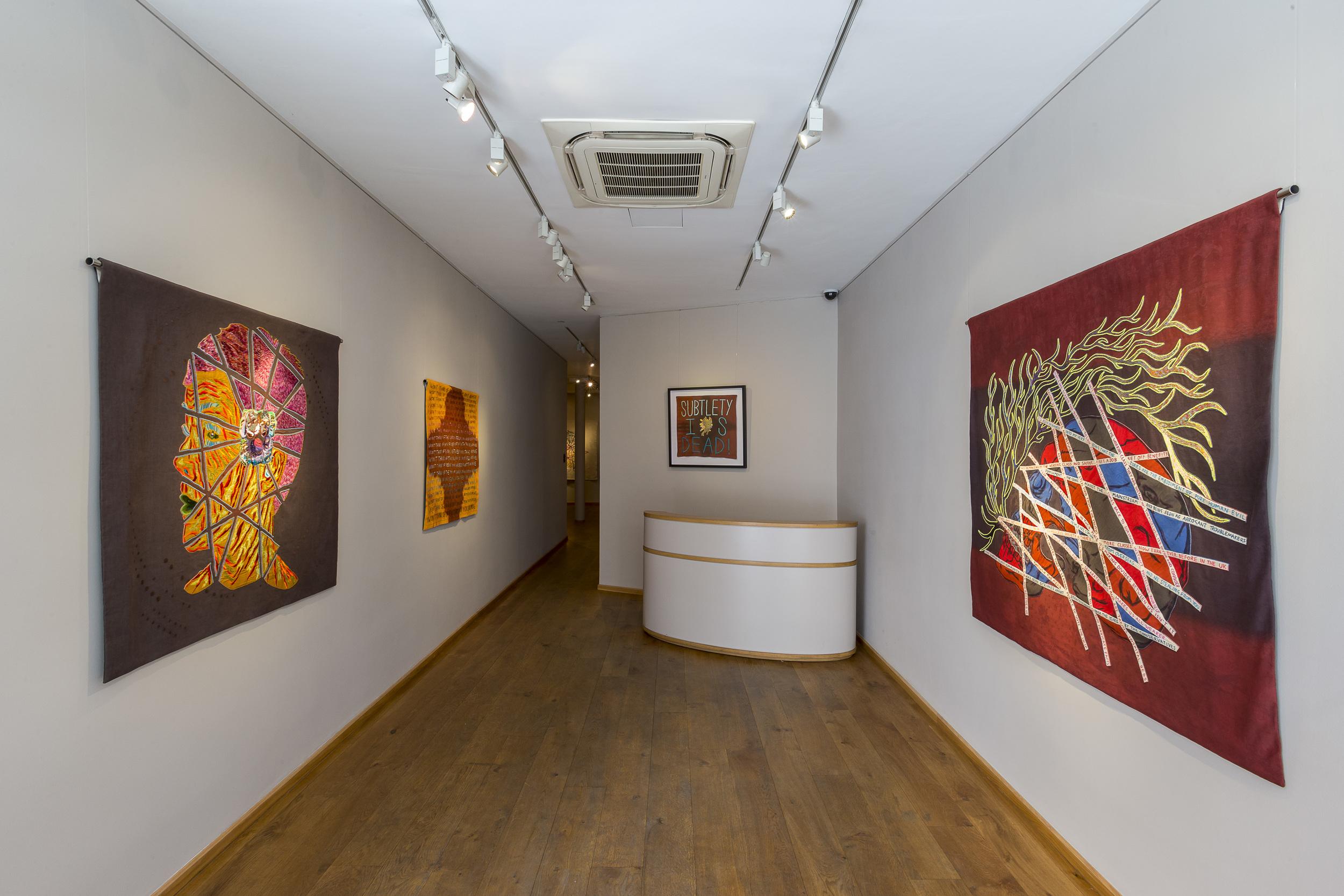 Reliquaries,Coates & Scarry Gallery, 2016