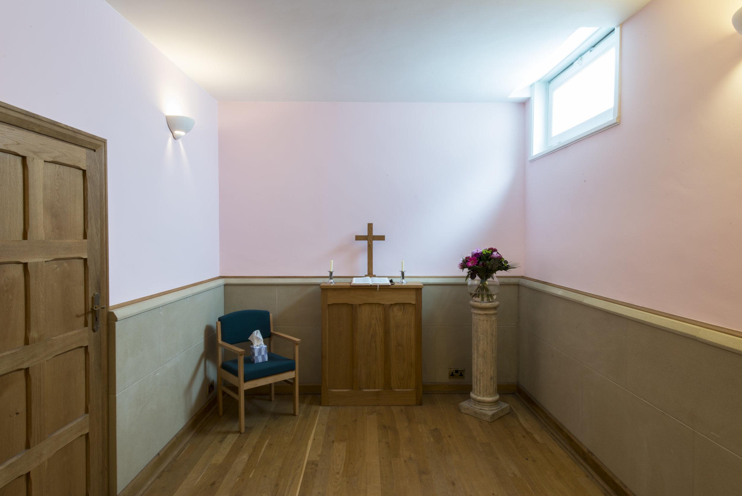 Chapel of Rest, 2013