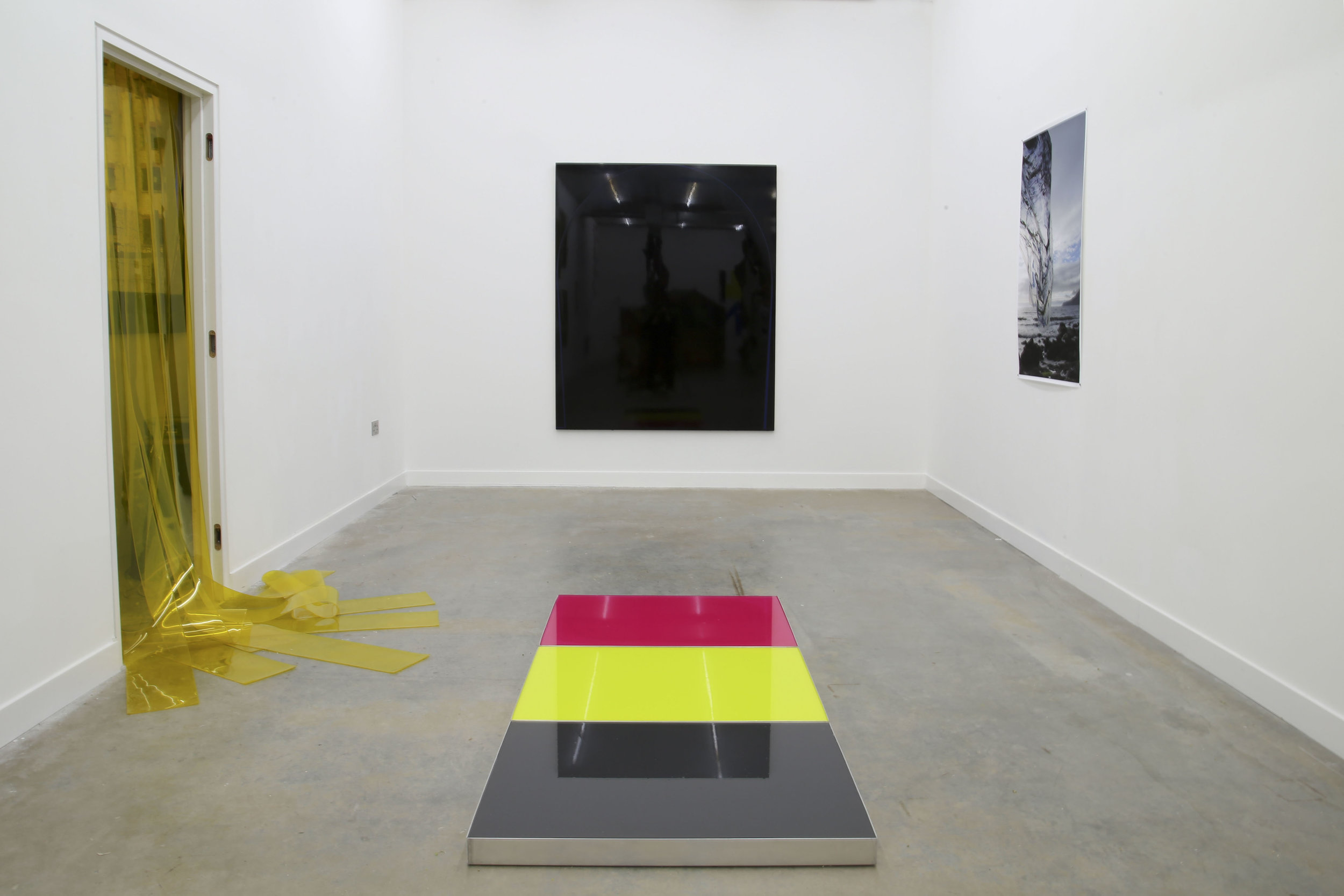 Pool:installation view, 2016