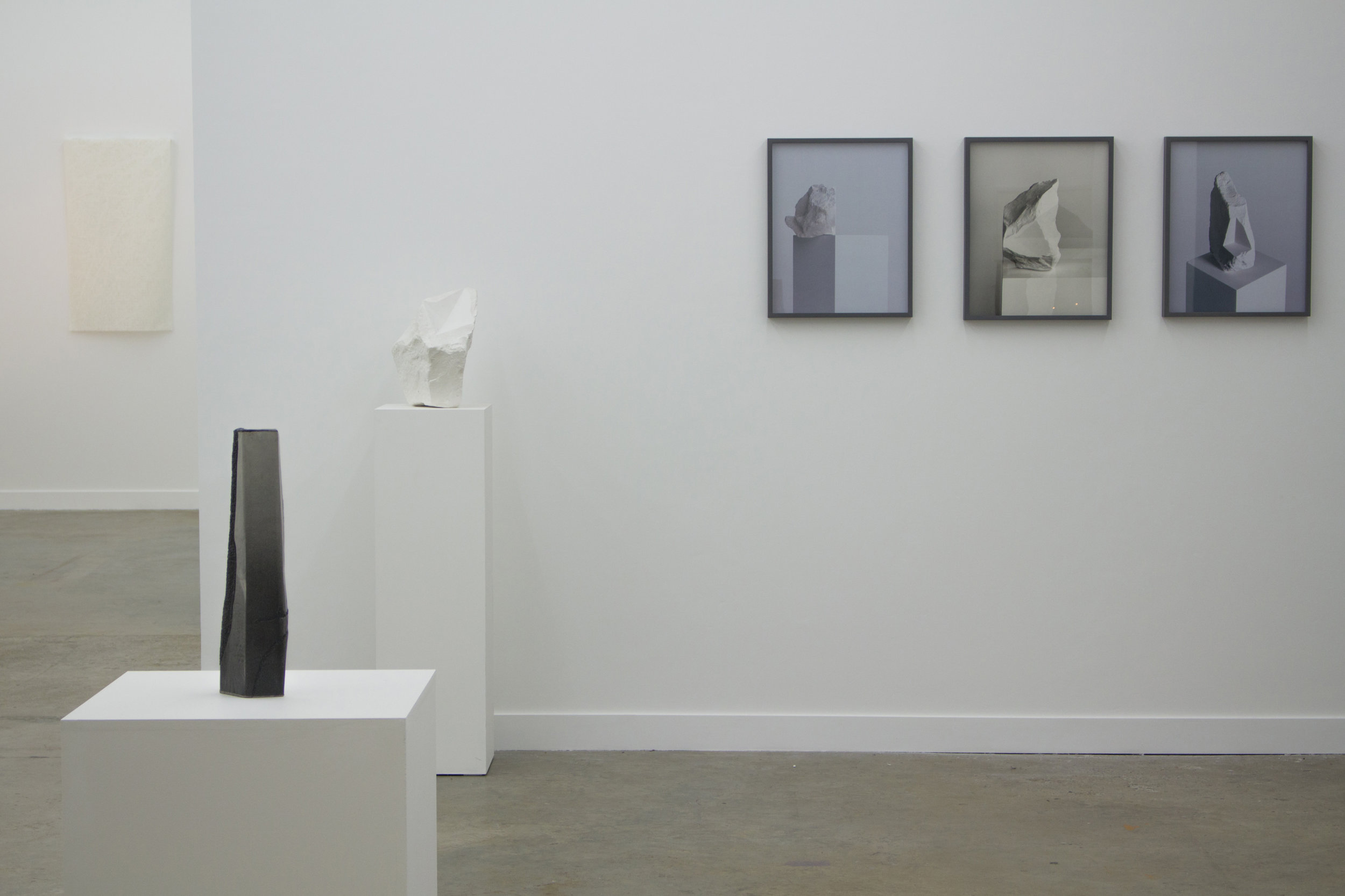 Perfectionism (part iii): The Alchemy of Making installation view, 2016