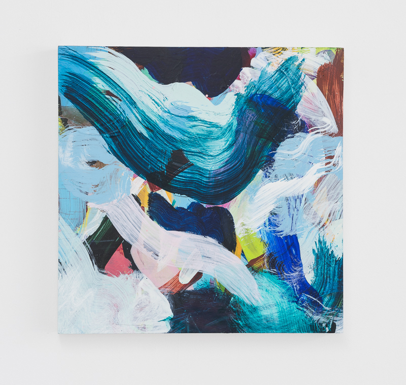 Navigator –new paintings from the studio in Redhill, Hannah Barry Gallery (upstairs), 2016