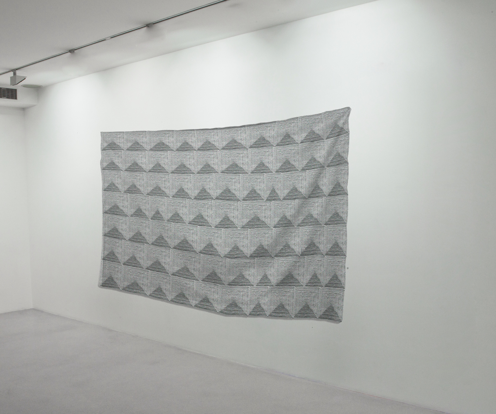 Screen Shot Tapestry ( maquette ), 2016