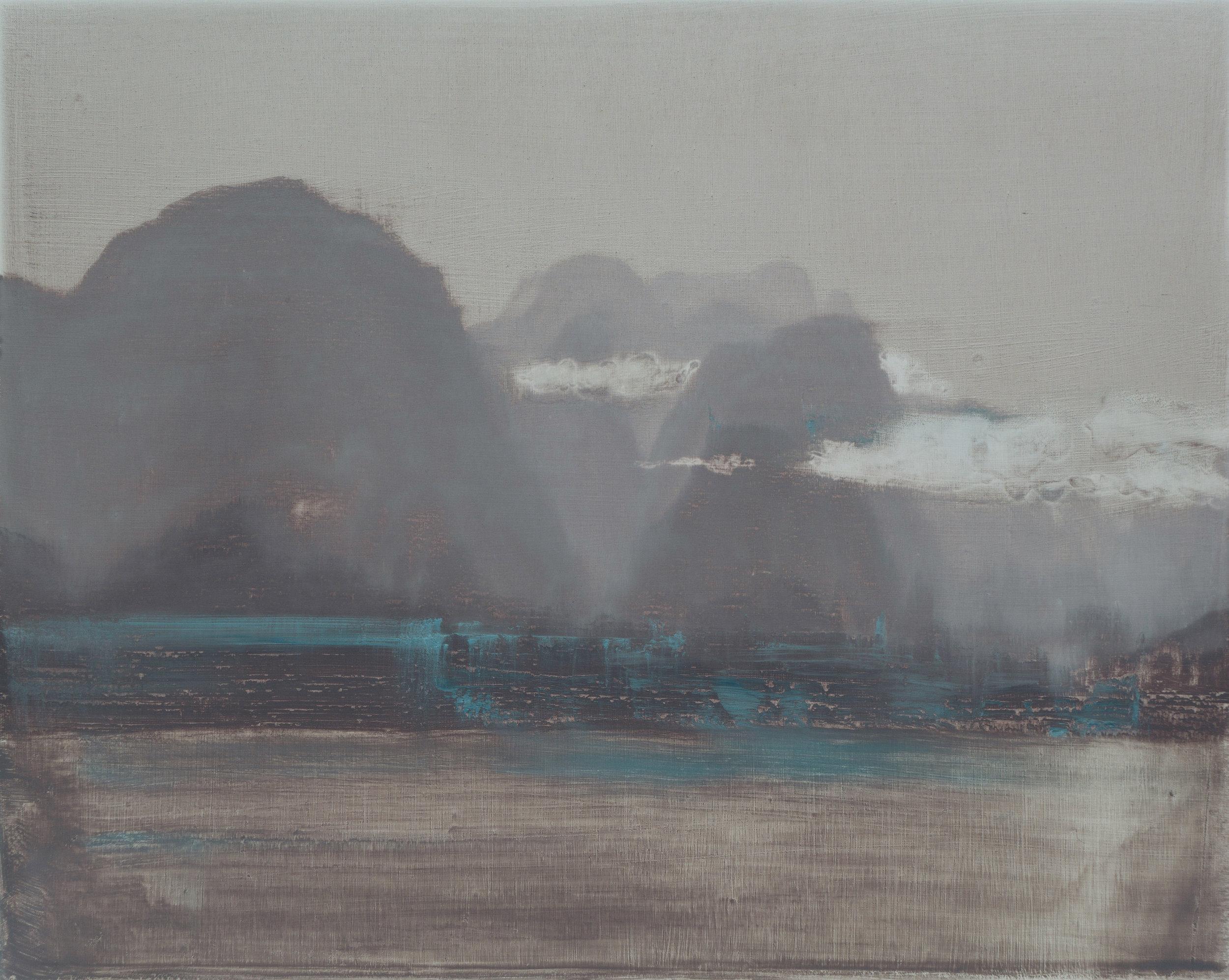 Mountains-cloud-haze, 2014