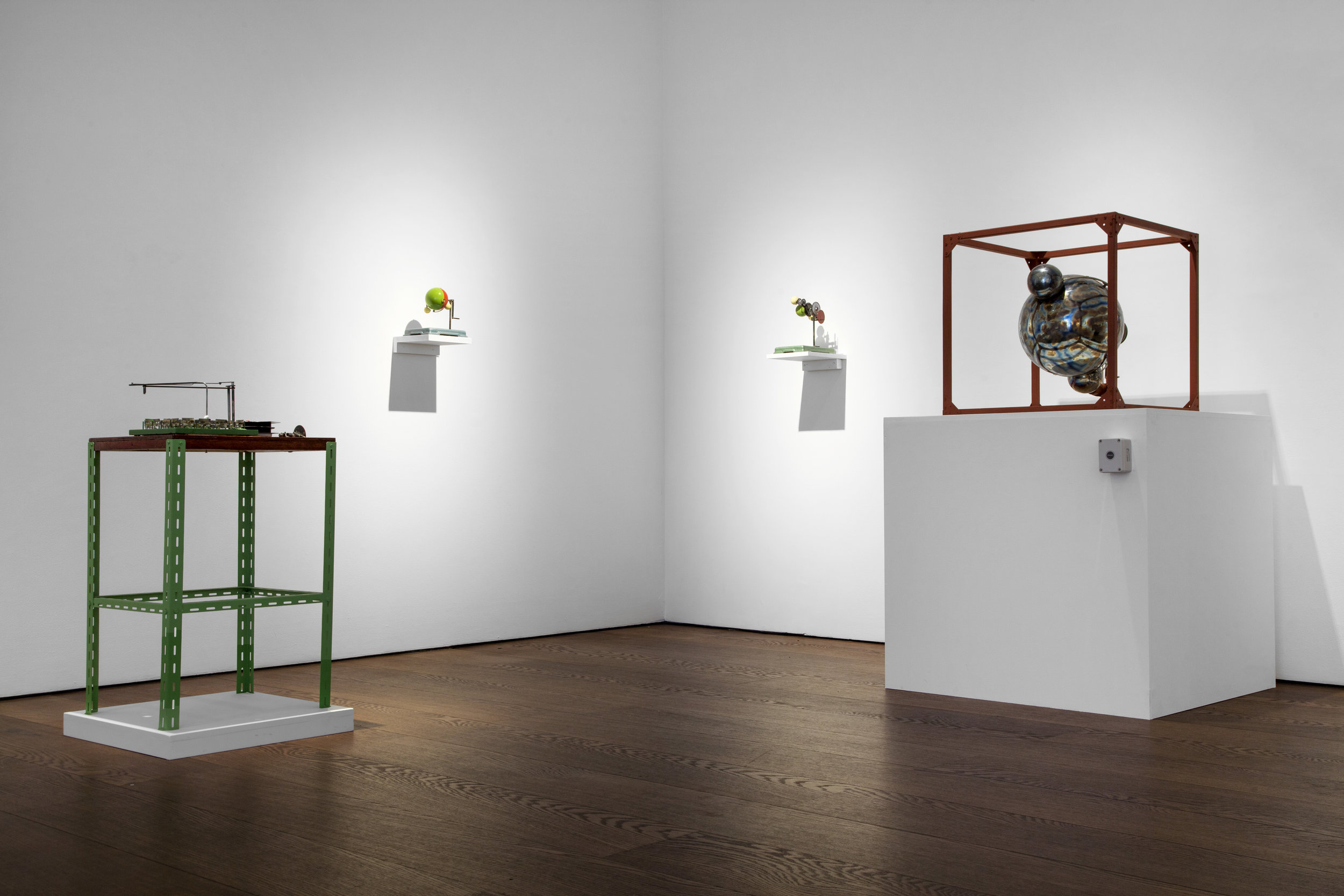 Beneath Above,Installation View, Flowers Gallery, 2016
