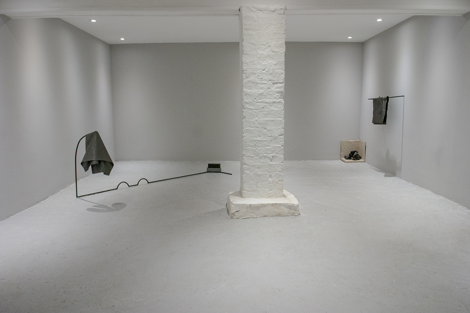 Alan Magee: Some days I'm thinking, Some days I'm dreaming Wide (Old New Cross space)