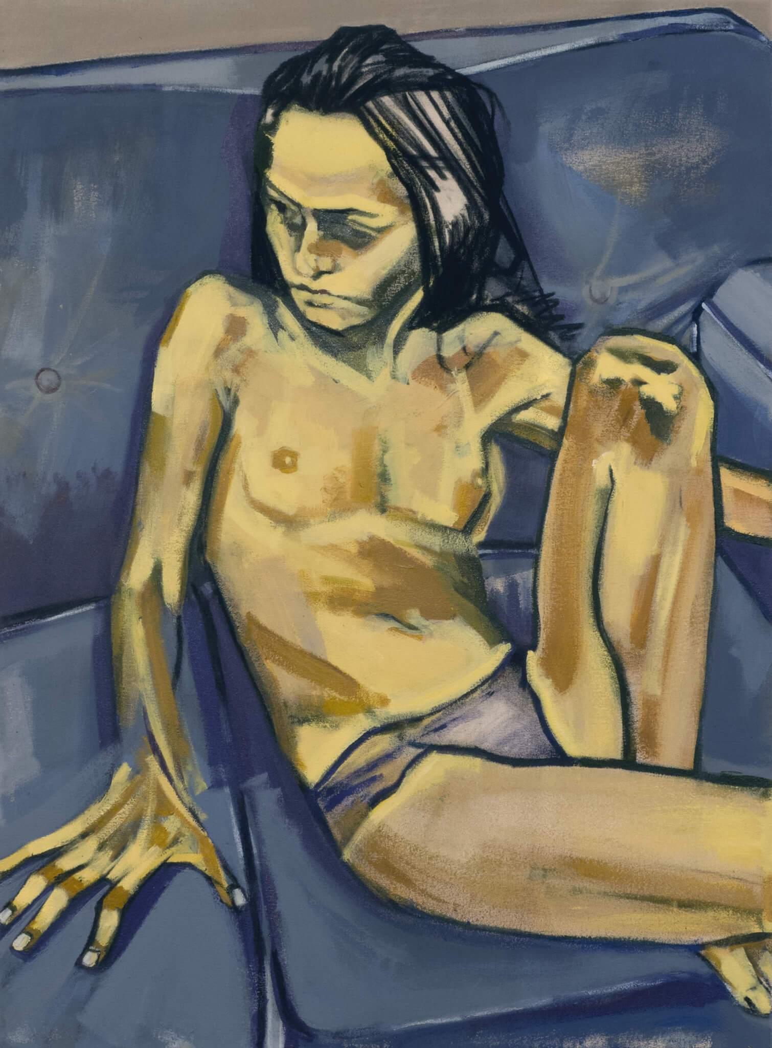 Nude 1, 2015