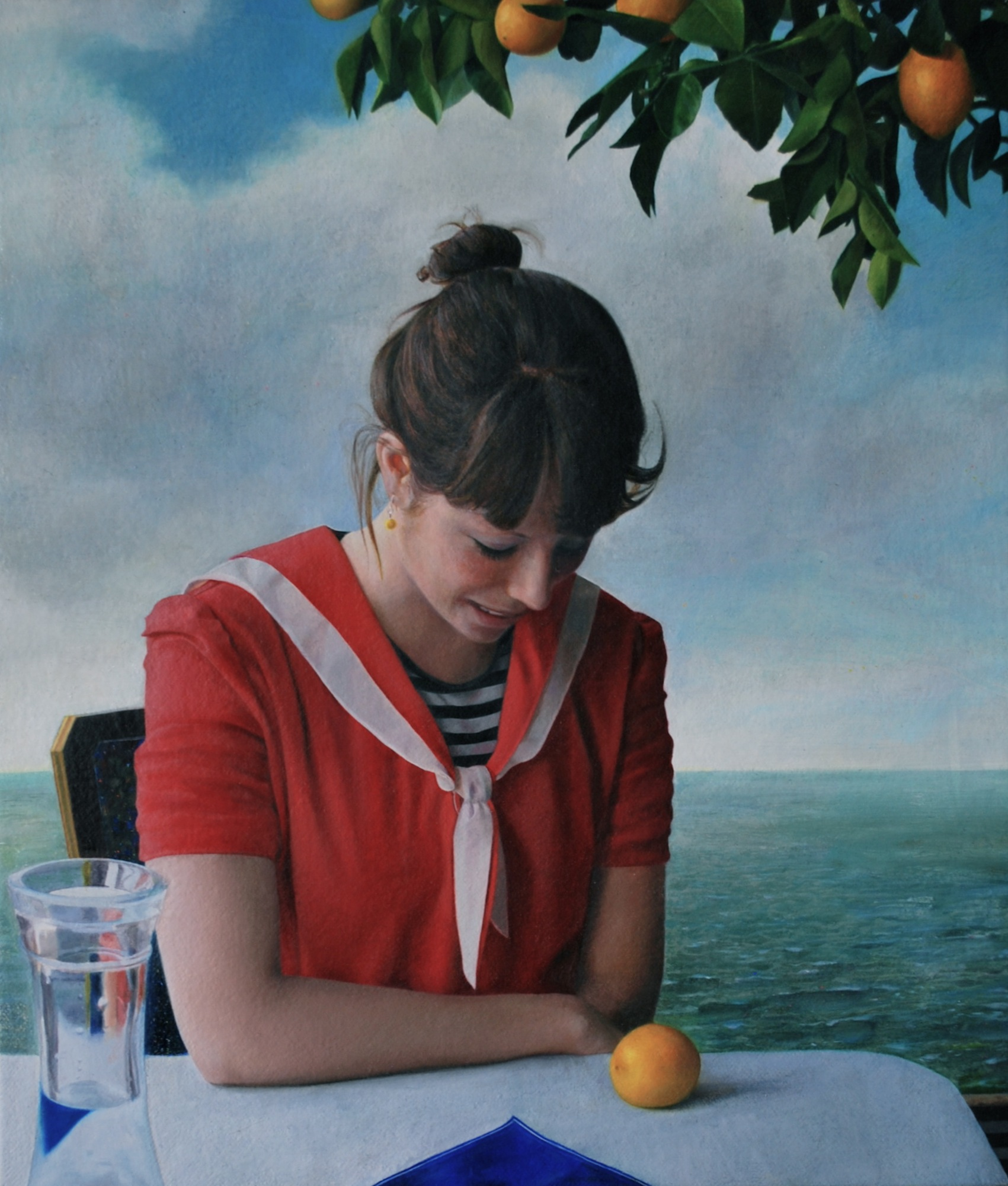 Sailor Girl I, 2015
