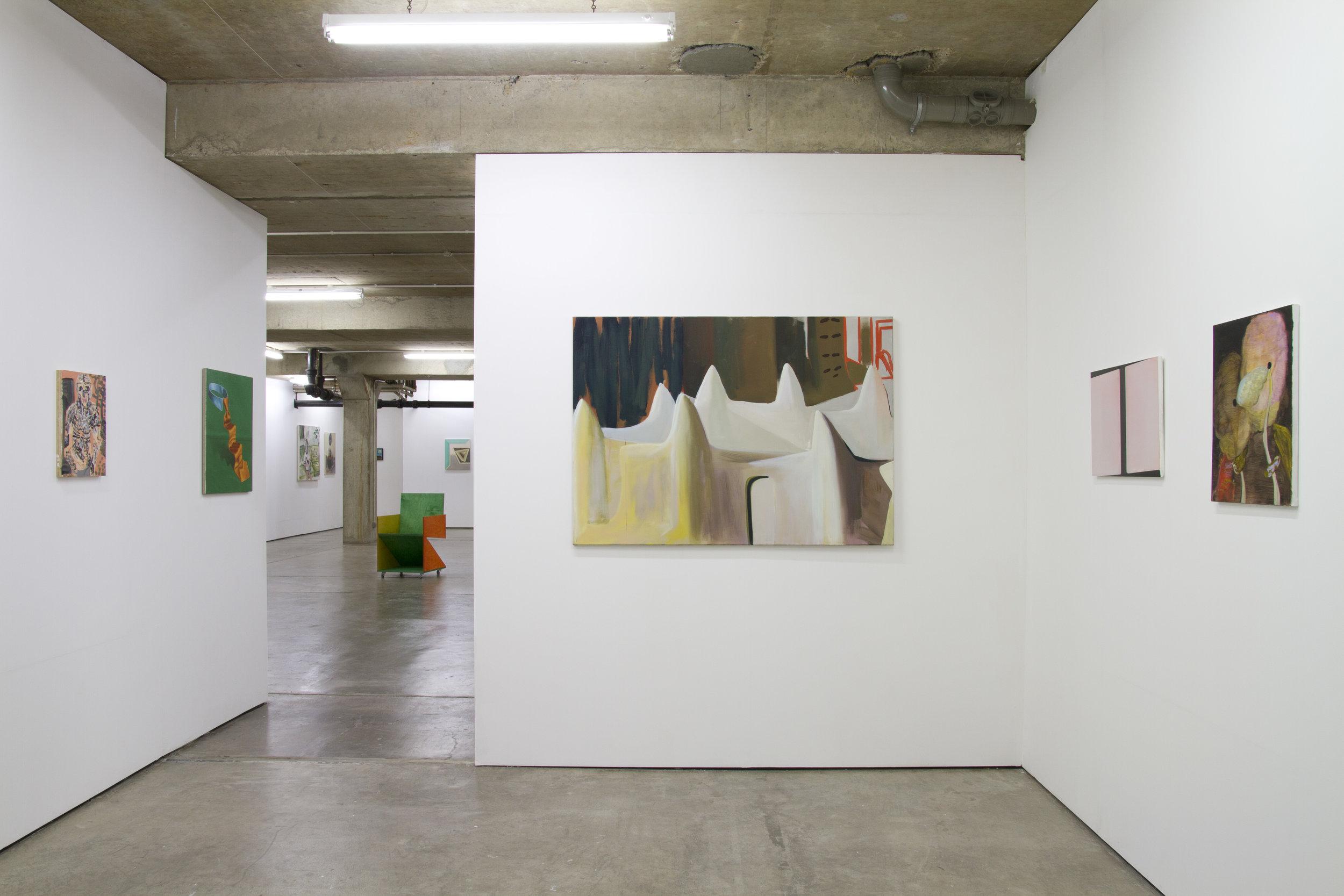 Marmite Prize for Painting V. June 2016