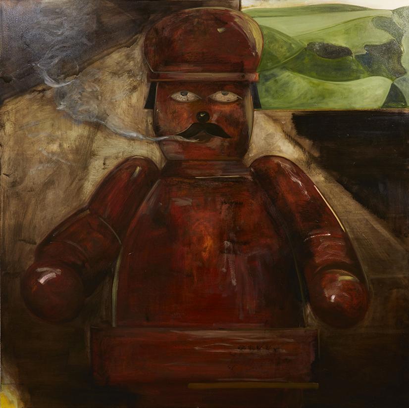 'the pragmatic smokeman' 2016