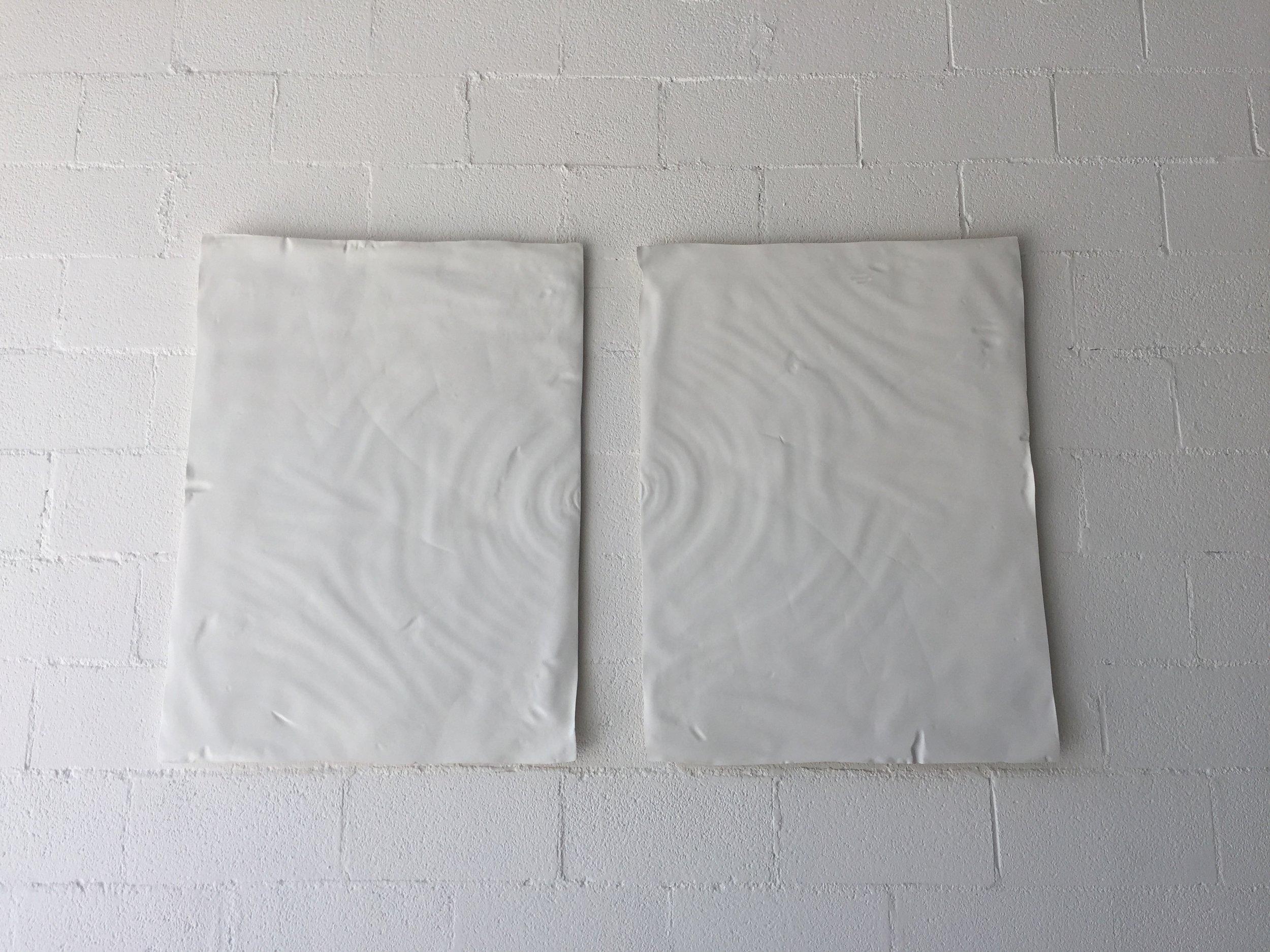 relief (poster) 2017. Aldama Fabre Gallery, Bilbao