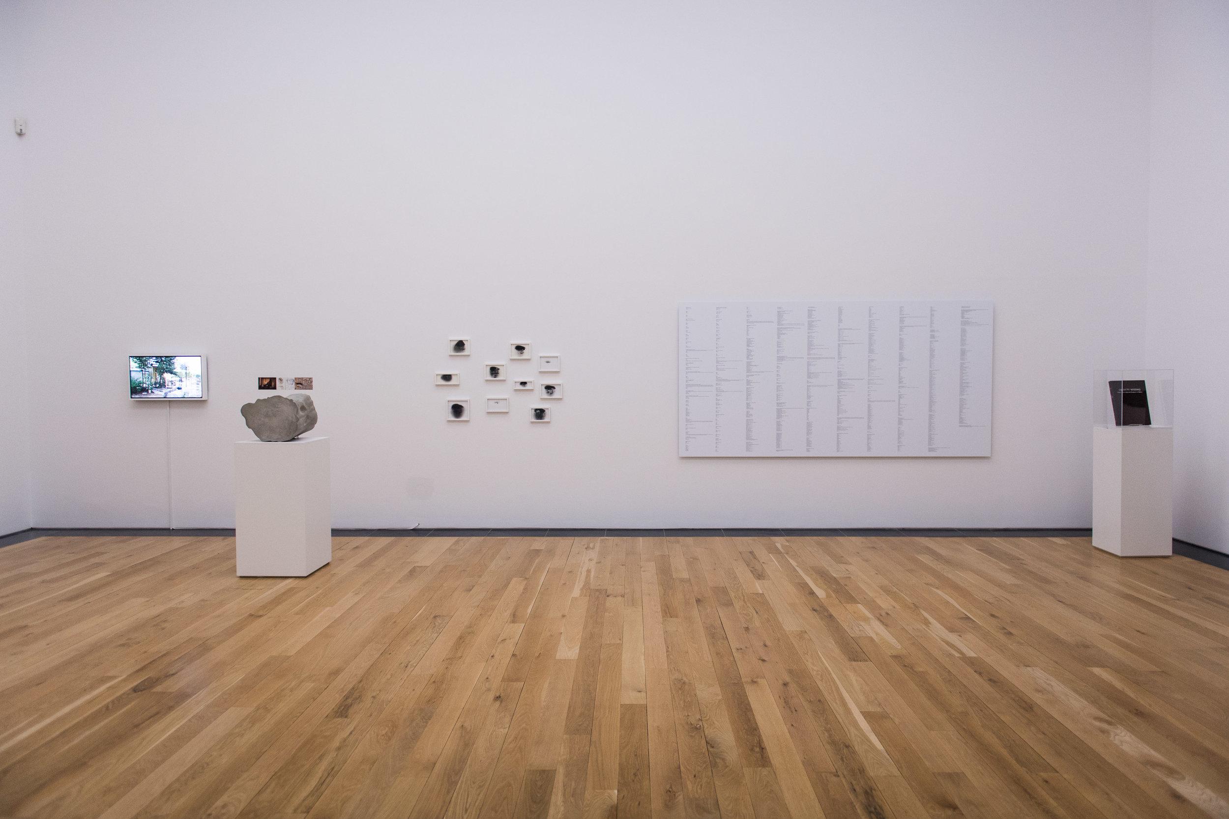 Lamia Joreige, Under Writing Beirut, Artes Mundi 7