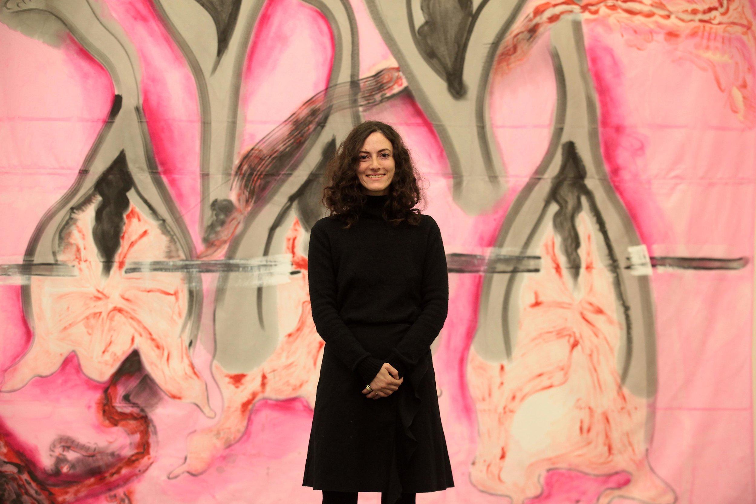 Sofia Stevi,Newcastle Journal