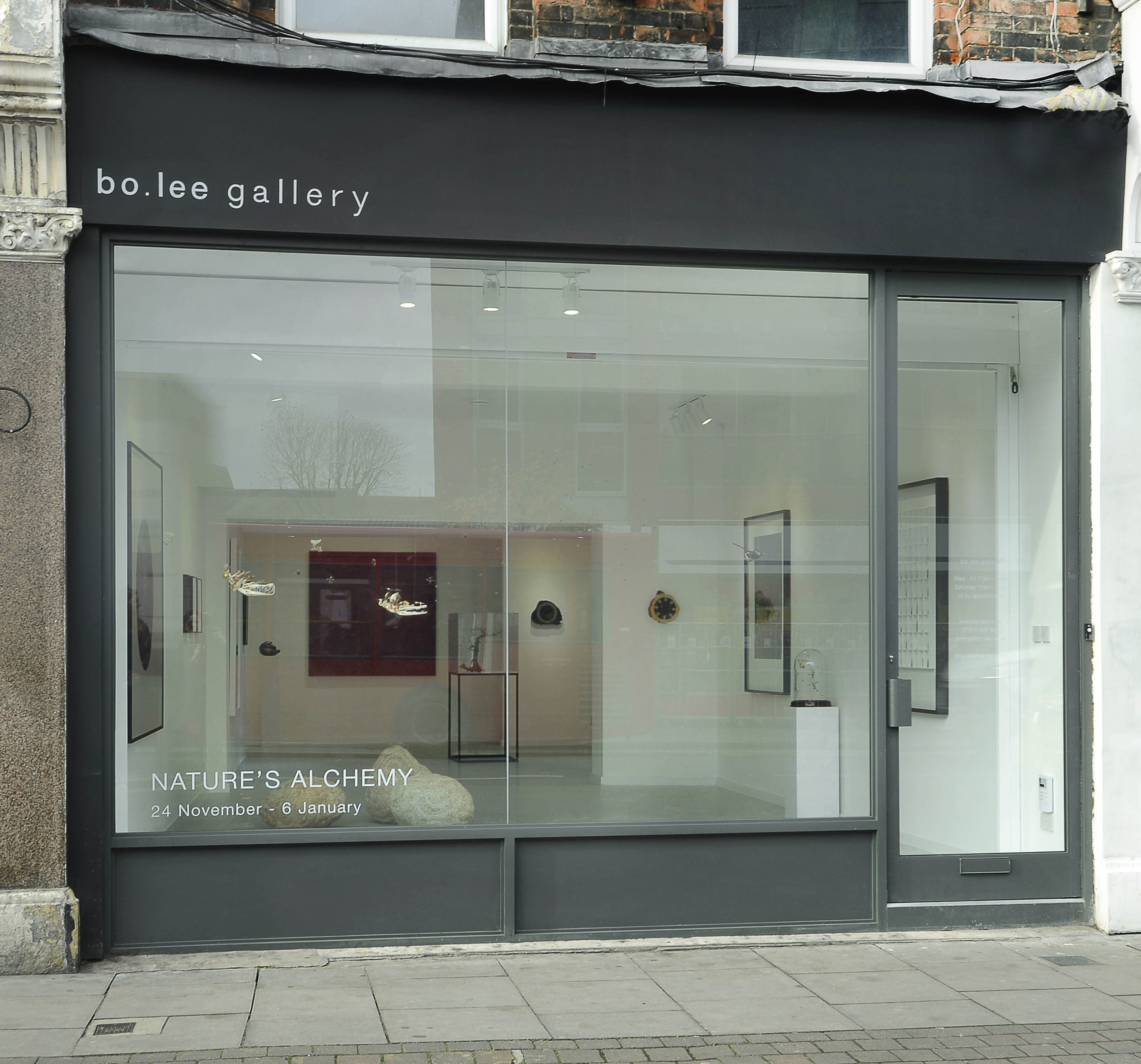 Bo Lee Gallery (front)