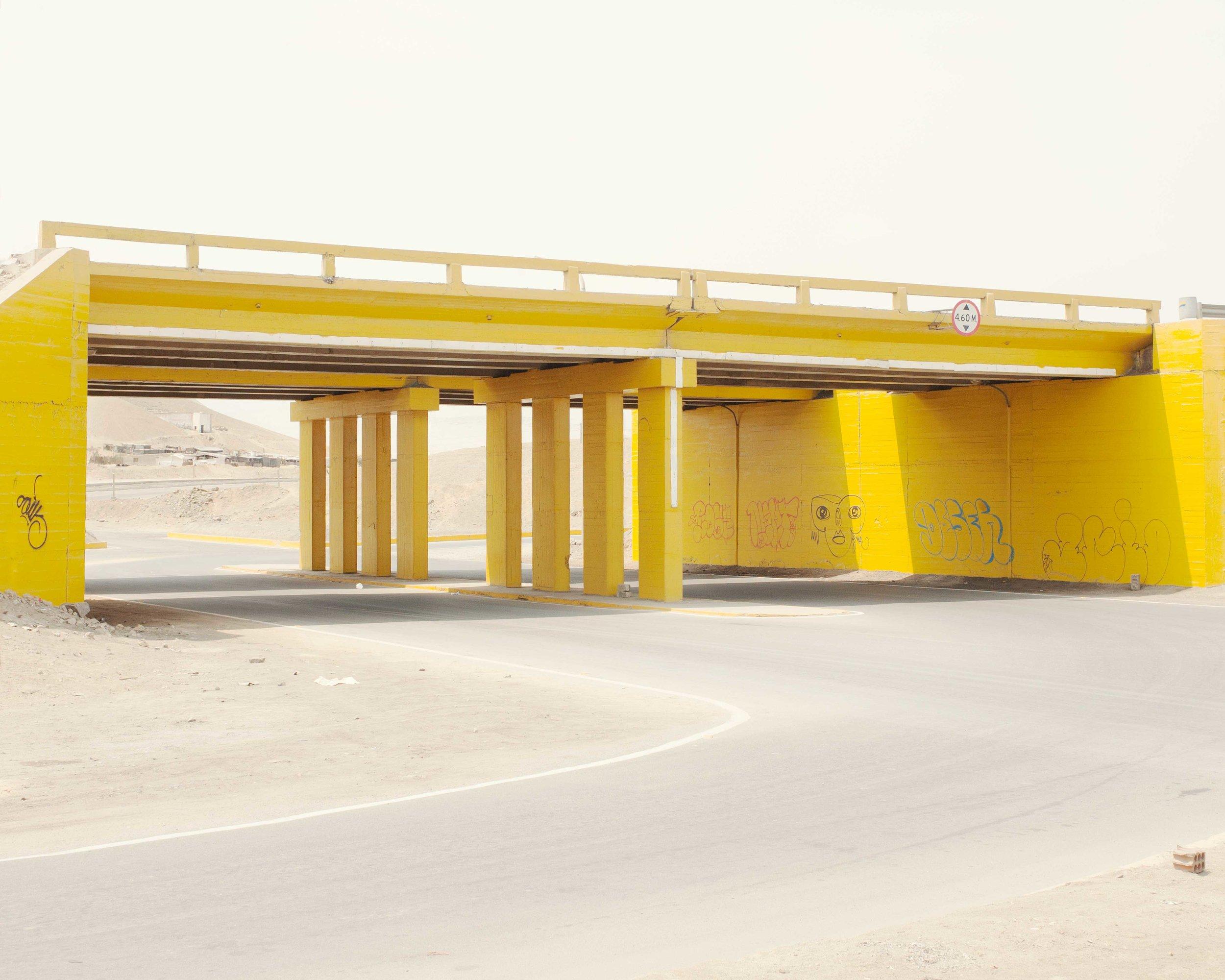 Sur Chico - Puente San Bartolo, 2012