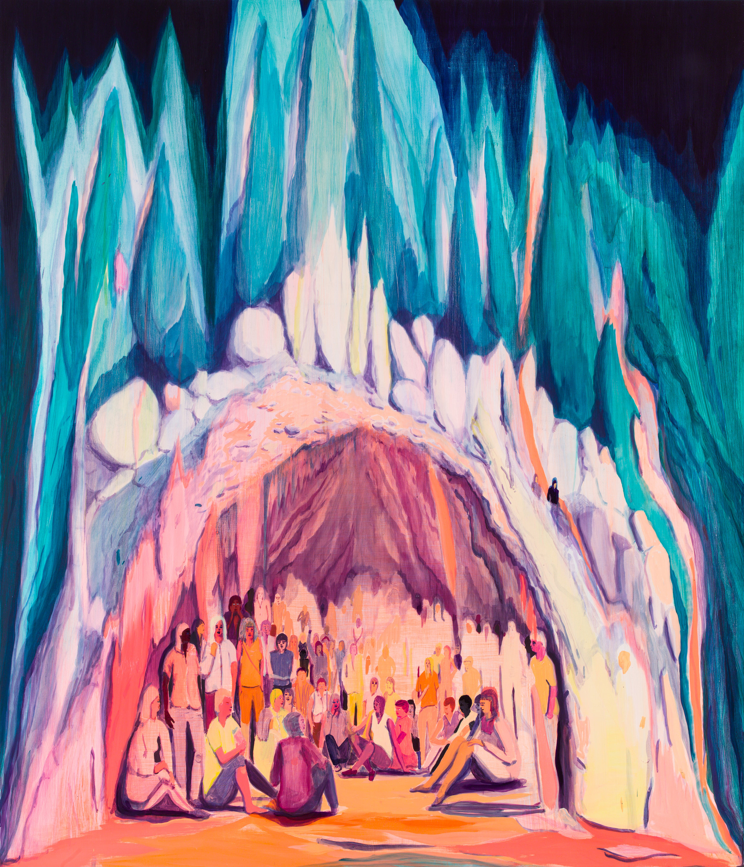"""""""Cave Country"""", 2017"""