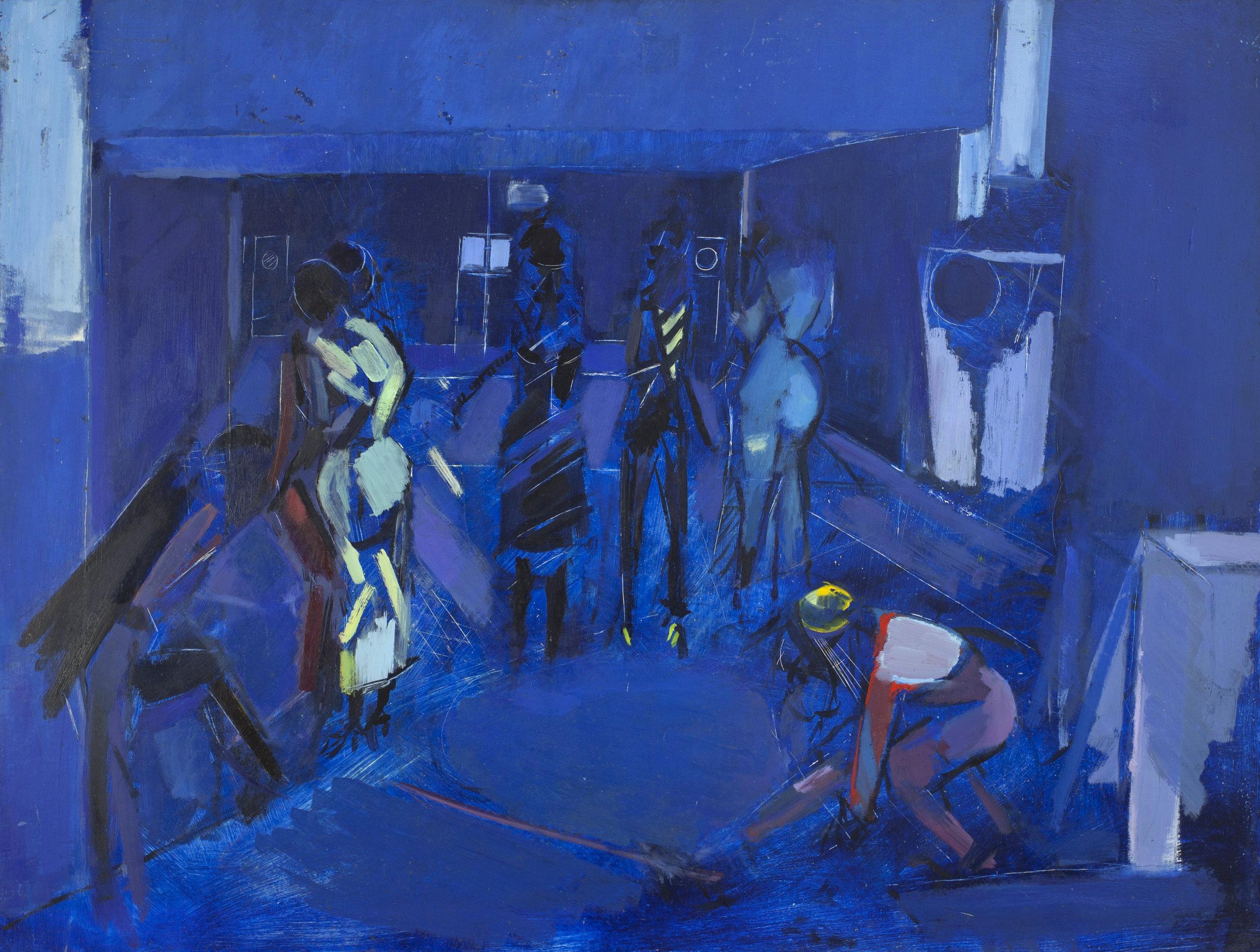 """Blues"" 1978"