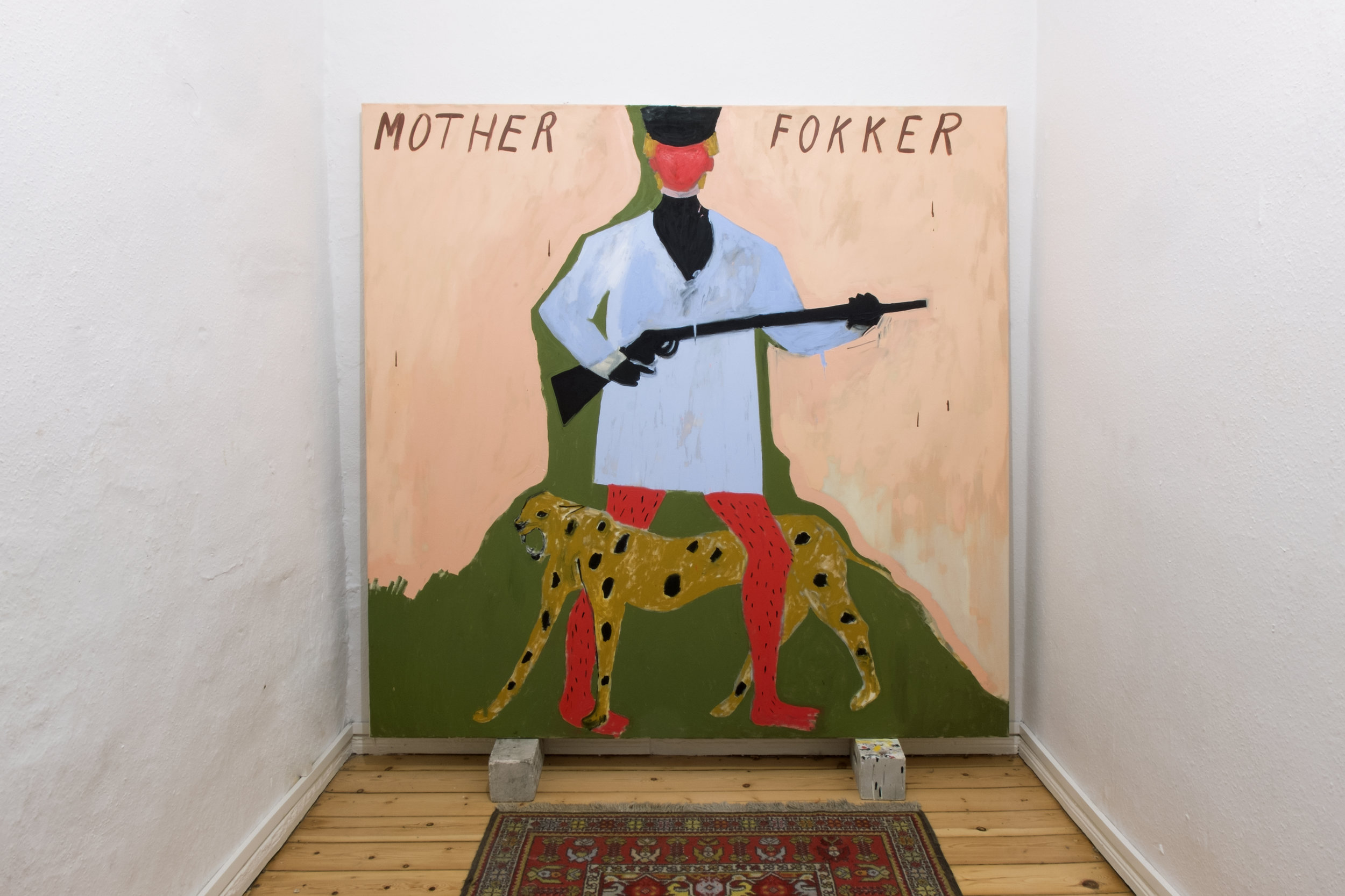 """""""Mother Fokker"""" 2017"""