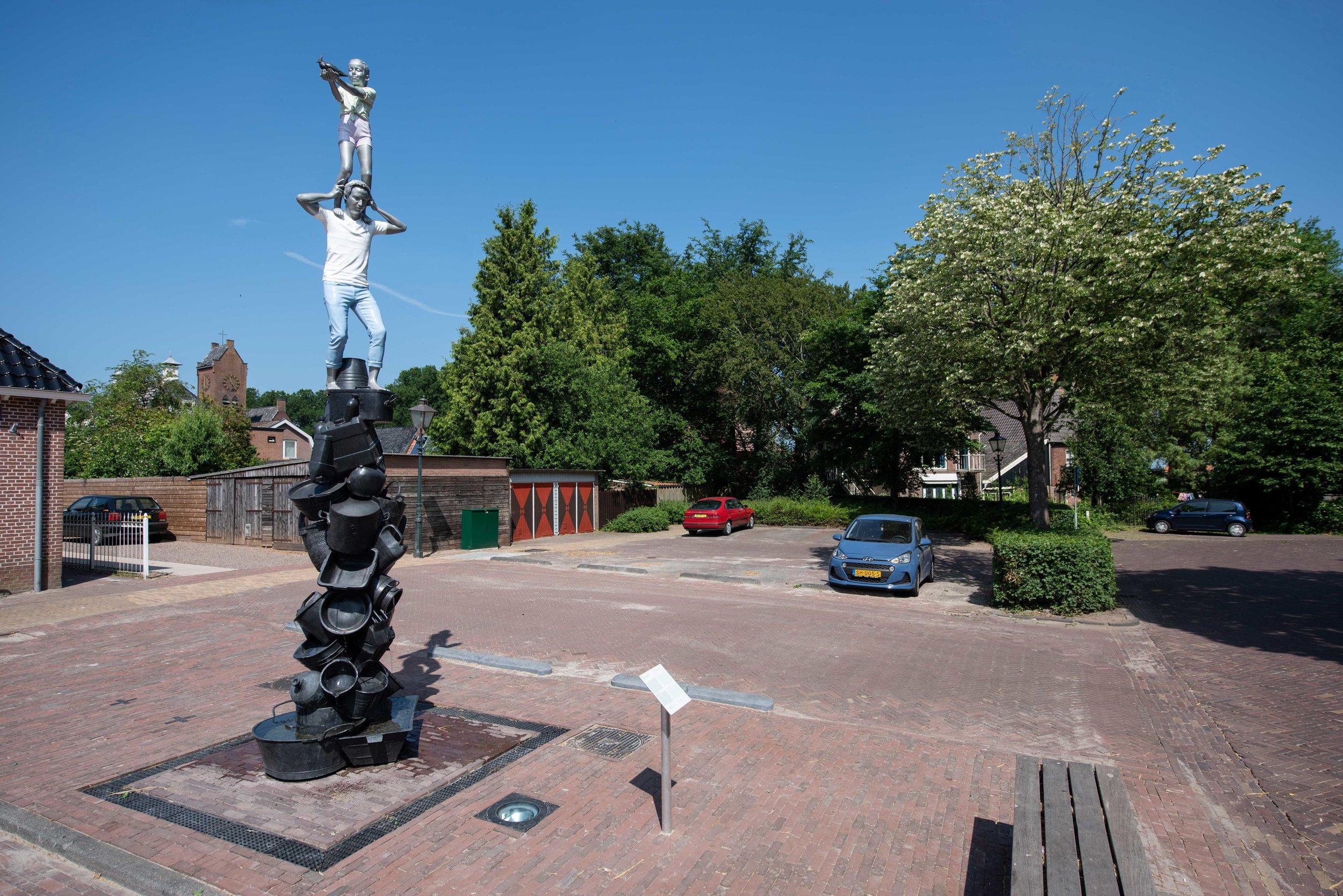 Fountain Sloten - © Het Hoge Noorden 2018