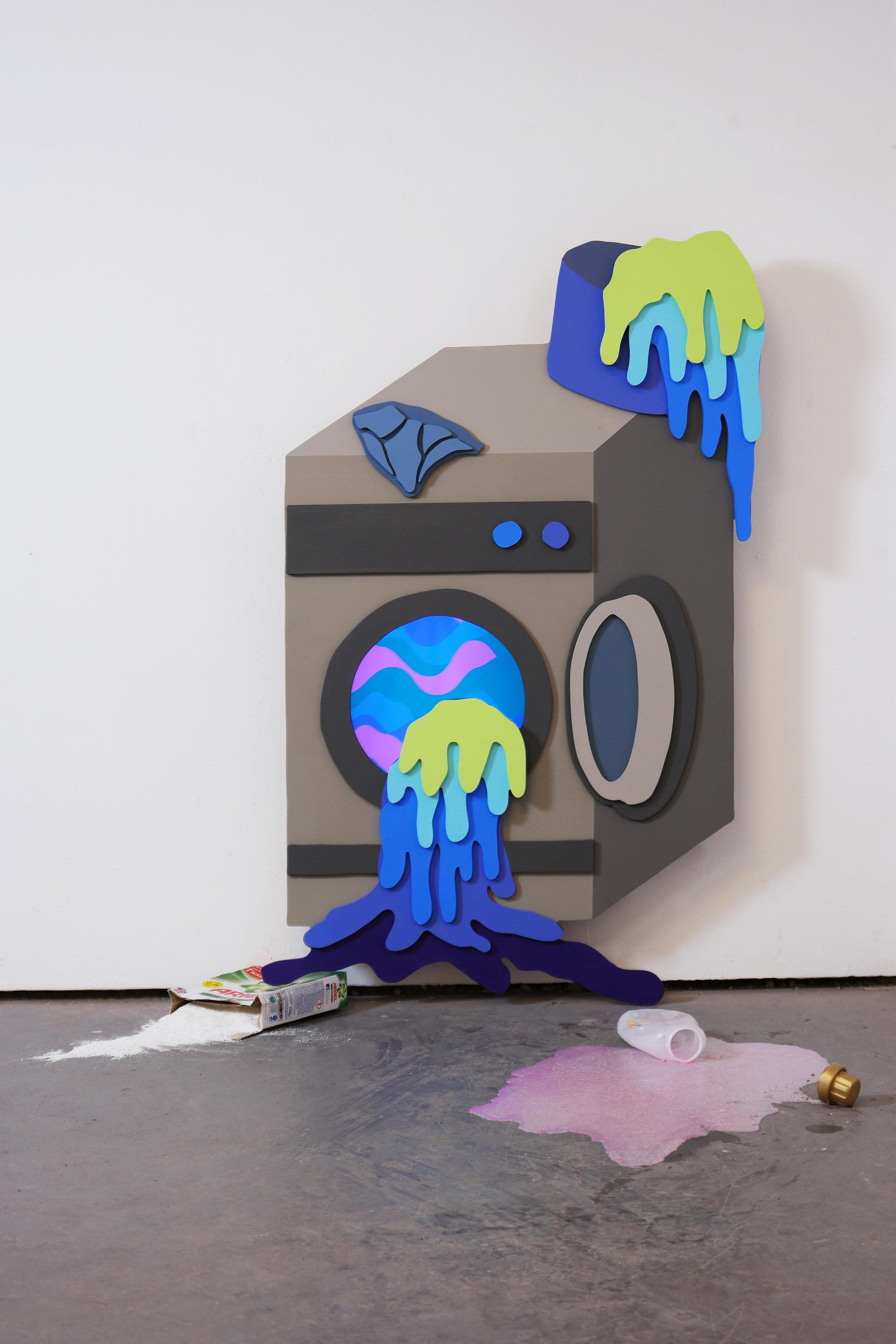 'I Don't Want To Do Laundry' (2018)