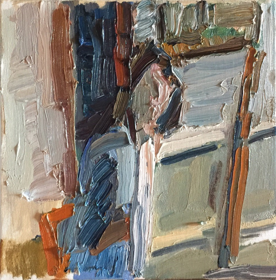 Emma Biggs Painting 2018