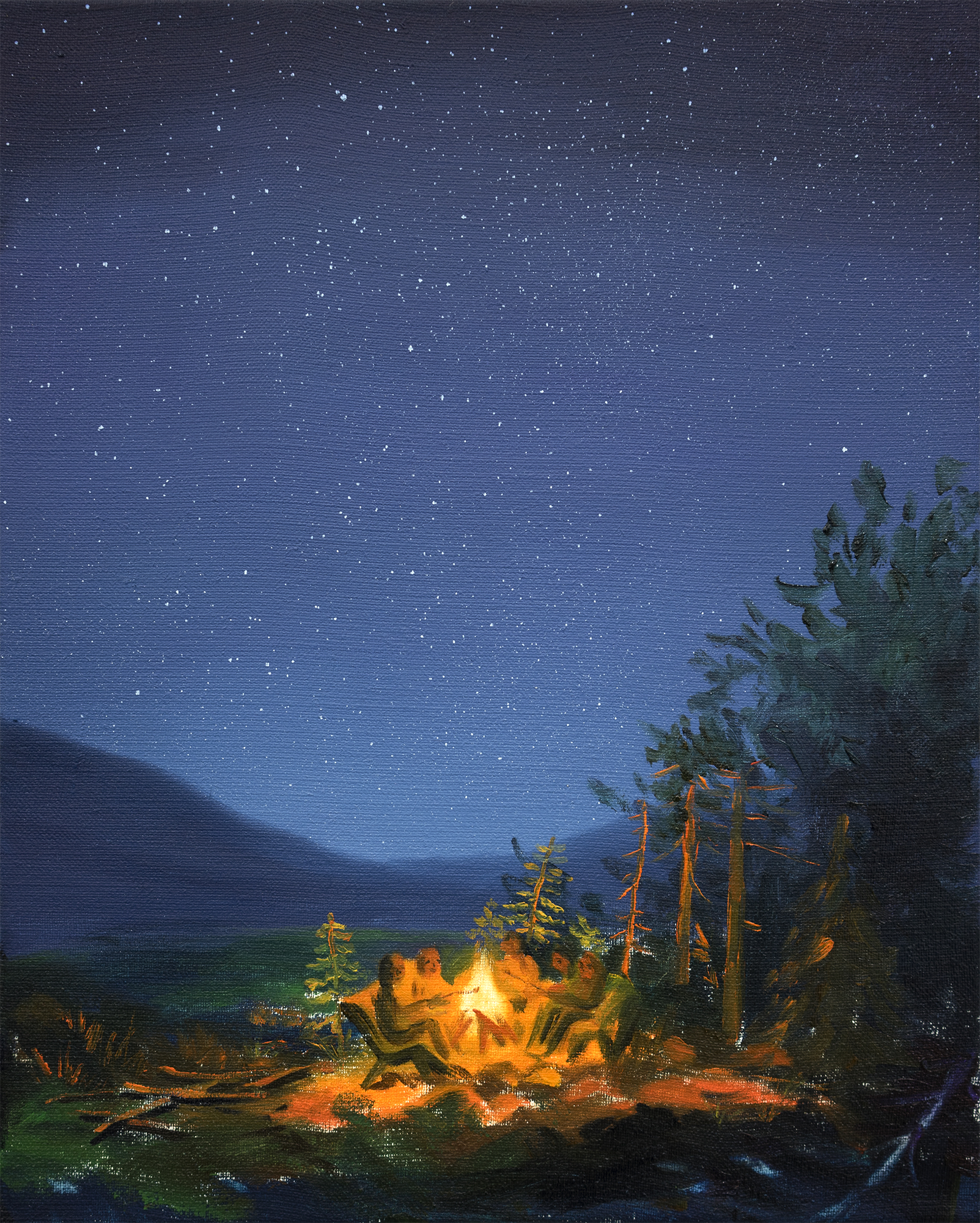 Campfire, 2018