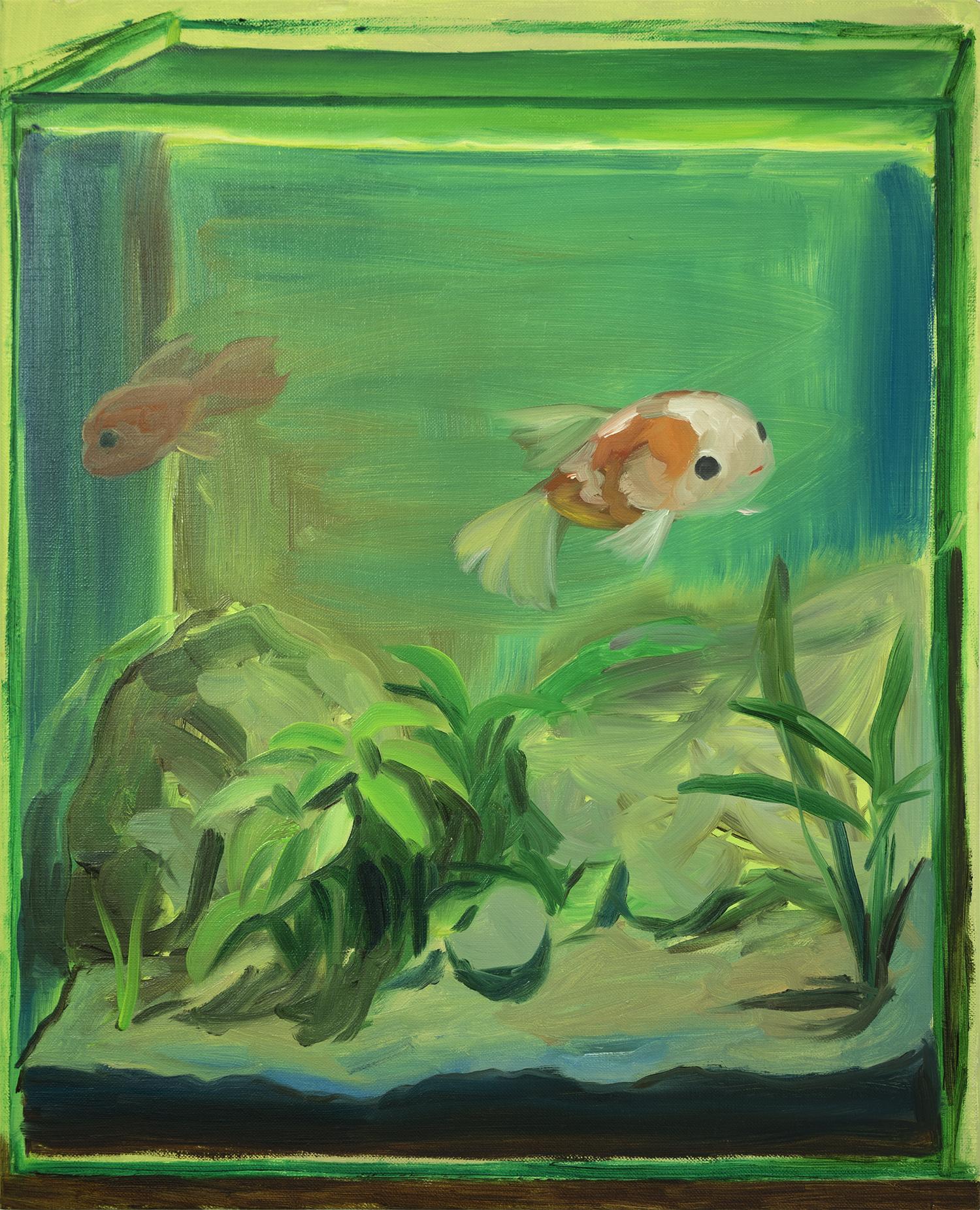Fish Tank, 2018