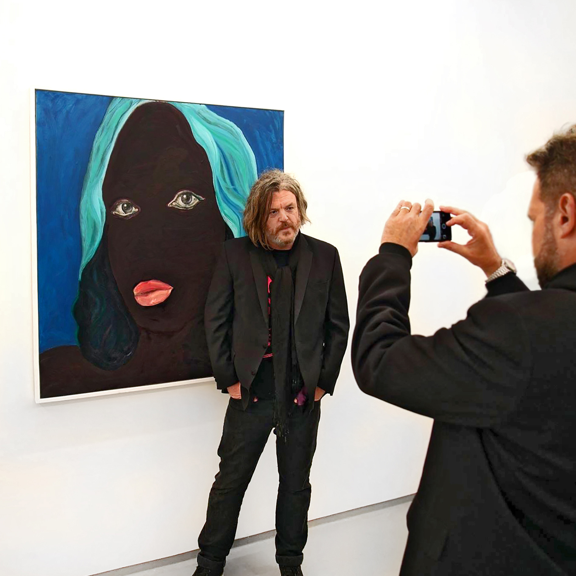 Other Portraits, New Art Projects Gallery, London