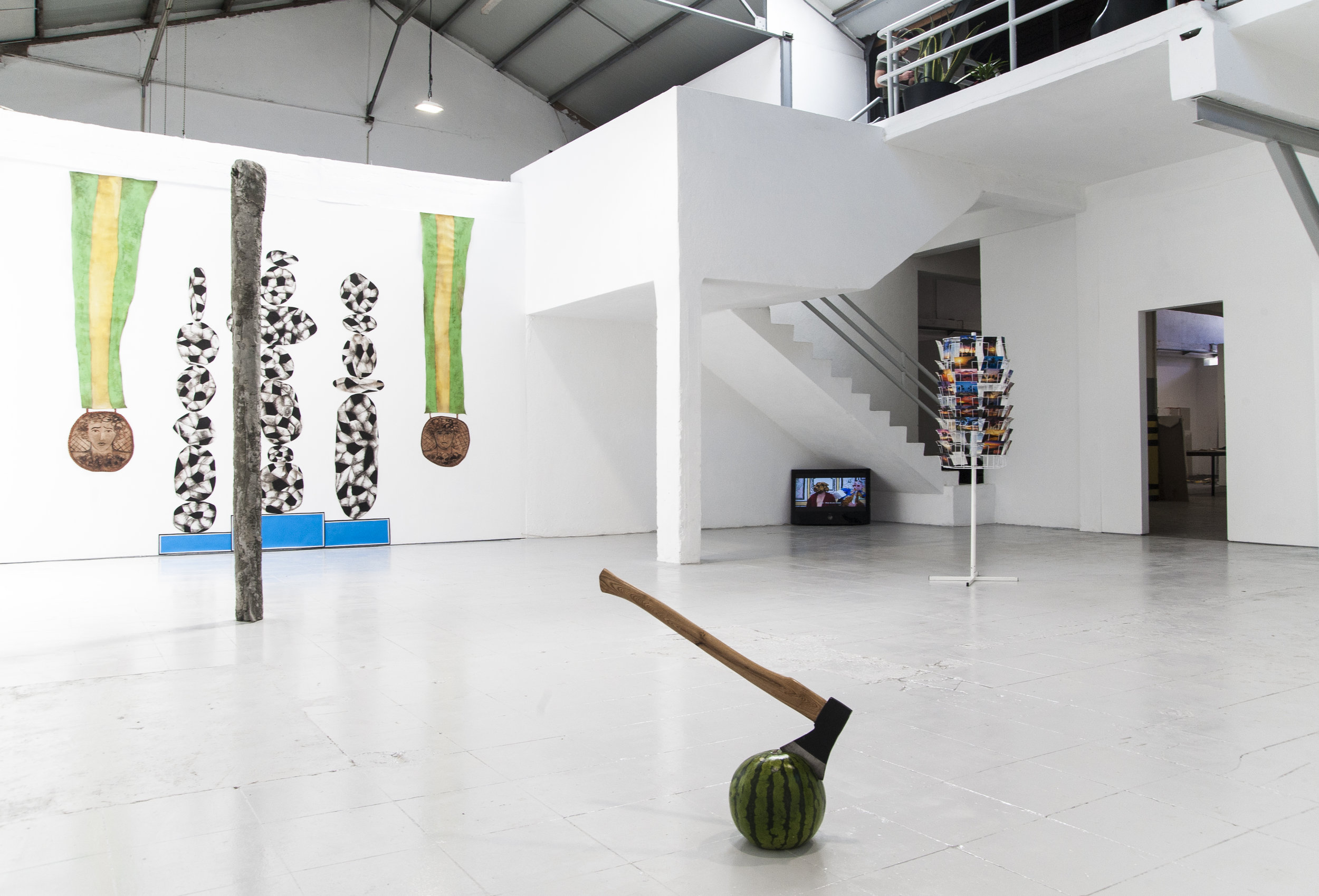 'Out Of Office' exhibition