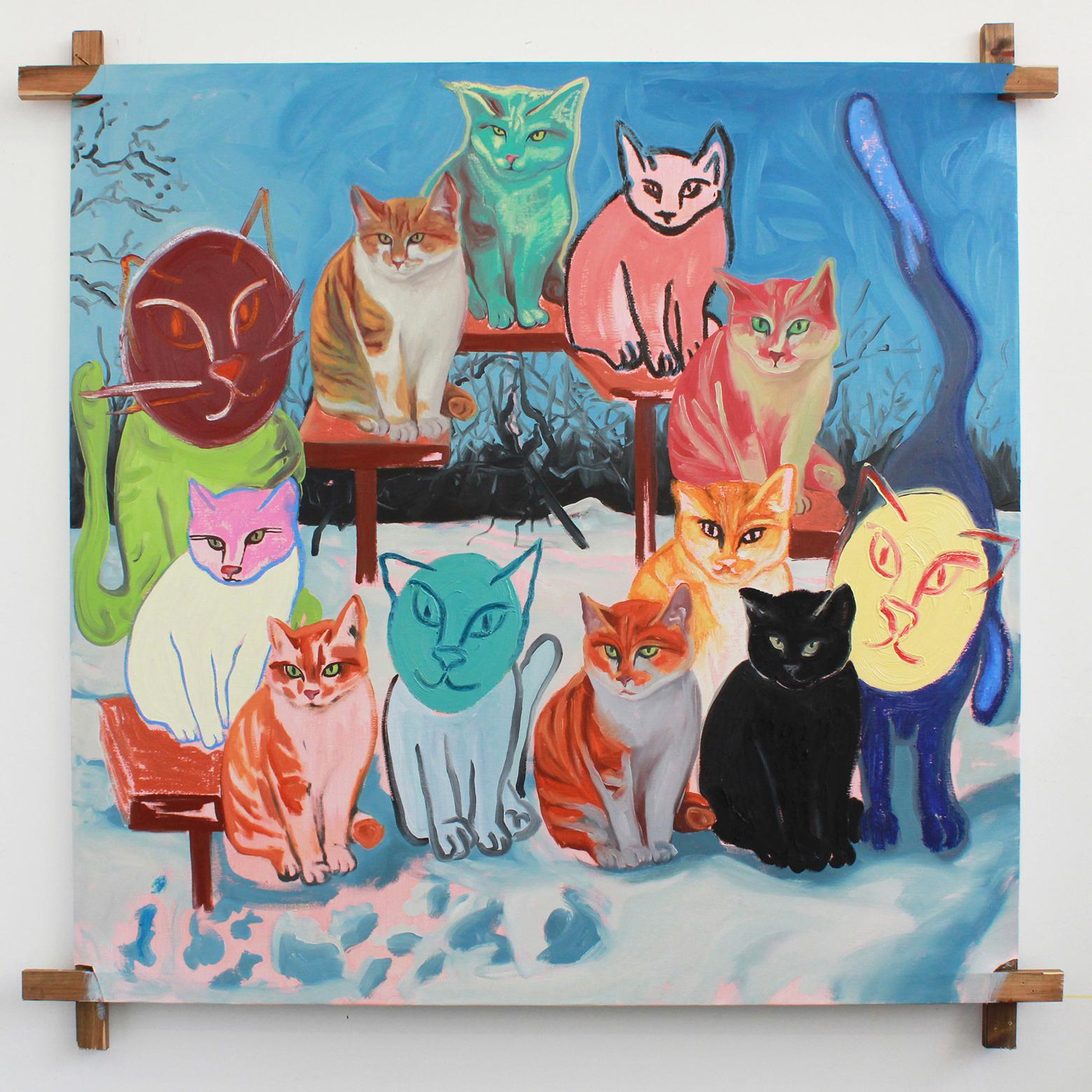 Copy Cats, 2019