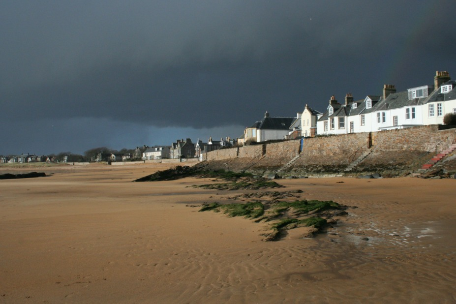Elie in Fife, November.