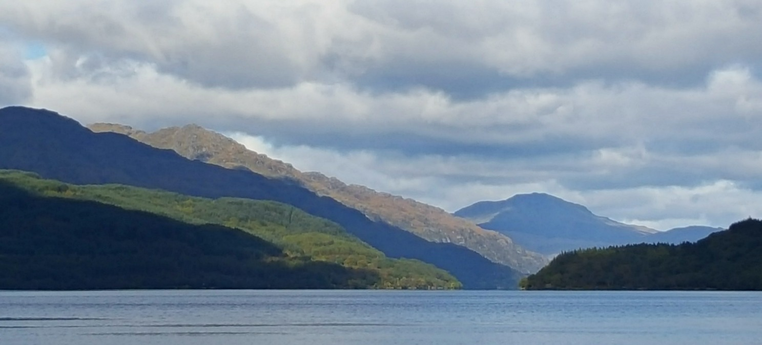 Loch Lomond from Firkin Point.