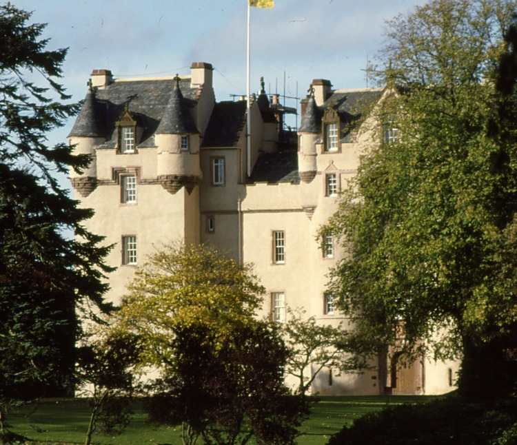 Haunted Fyvie Castle, Aberdeenshire