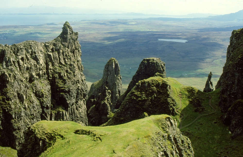 The Quiraing, Skye
