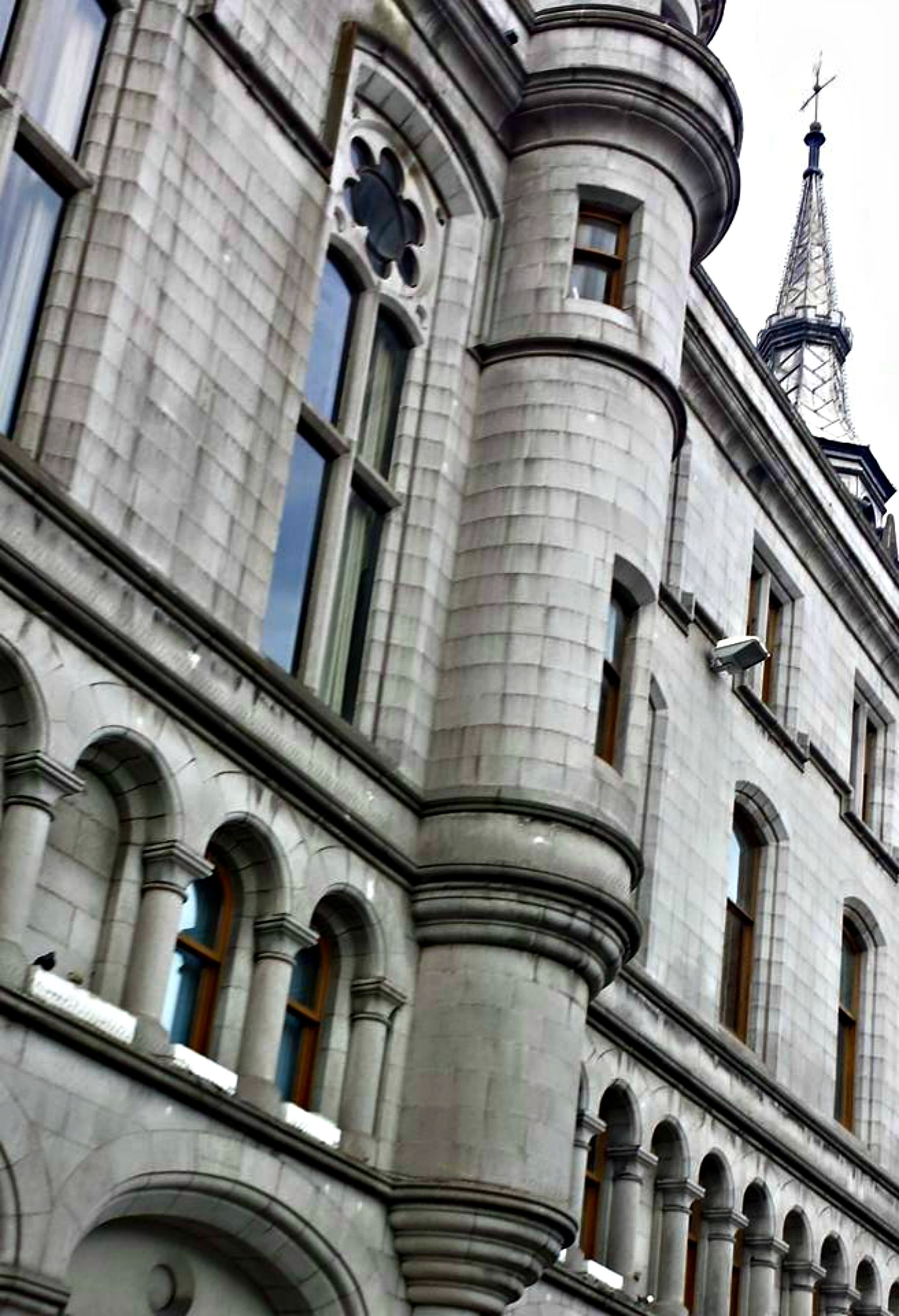Aberdeen - famous for its striking granite architecture