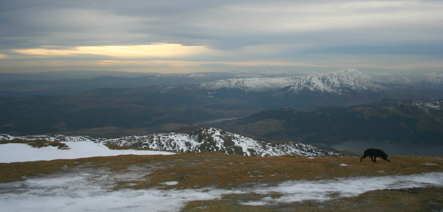 Ben Ledi slopes