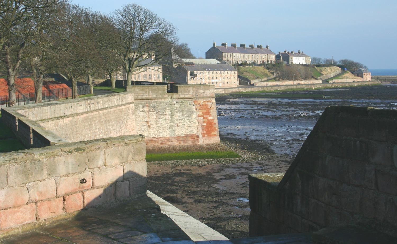 The Elizabethan walls (16th-century)