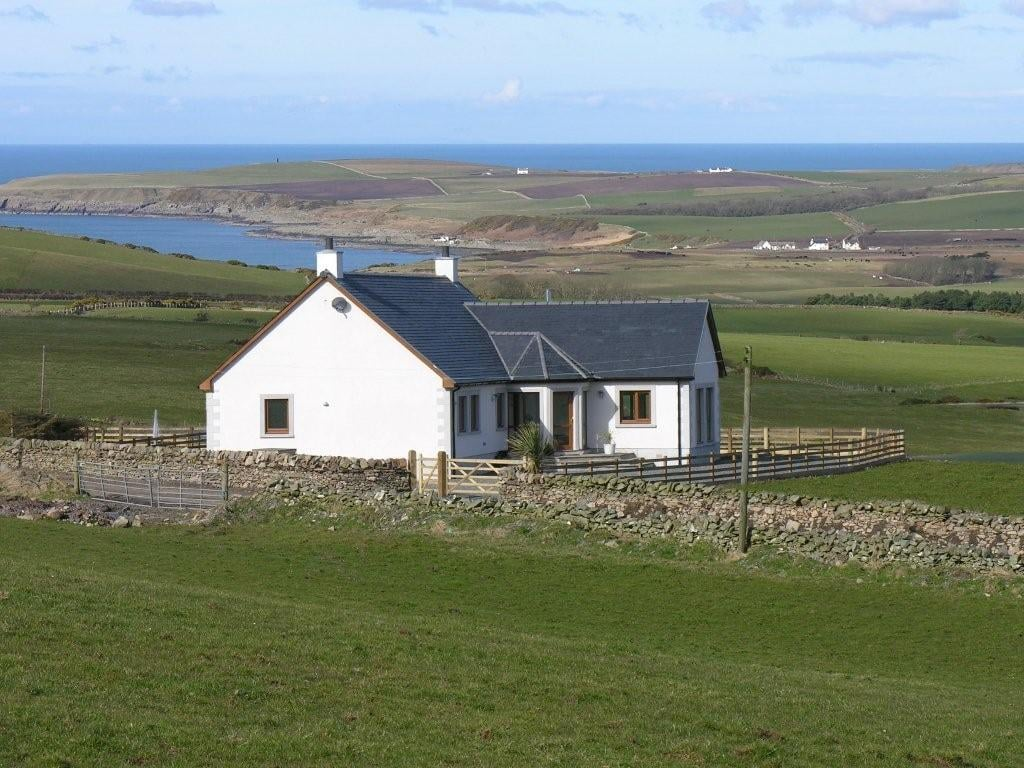 Dundrum Cottage, Kirkbride Farm Holiday Cottages, near the Mull of Galloway.