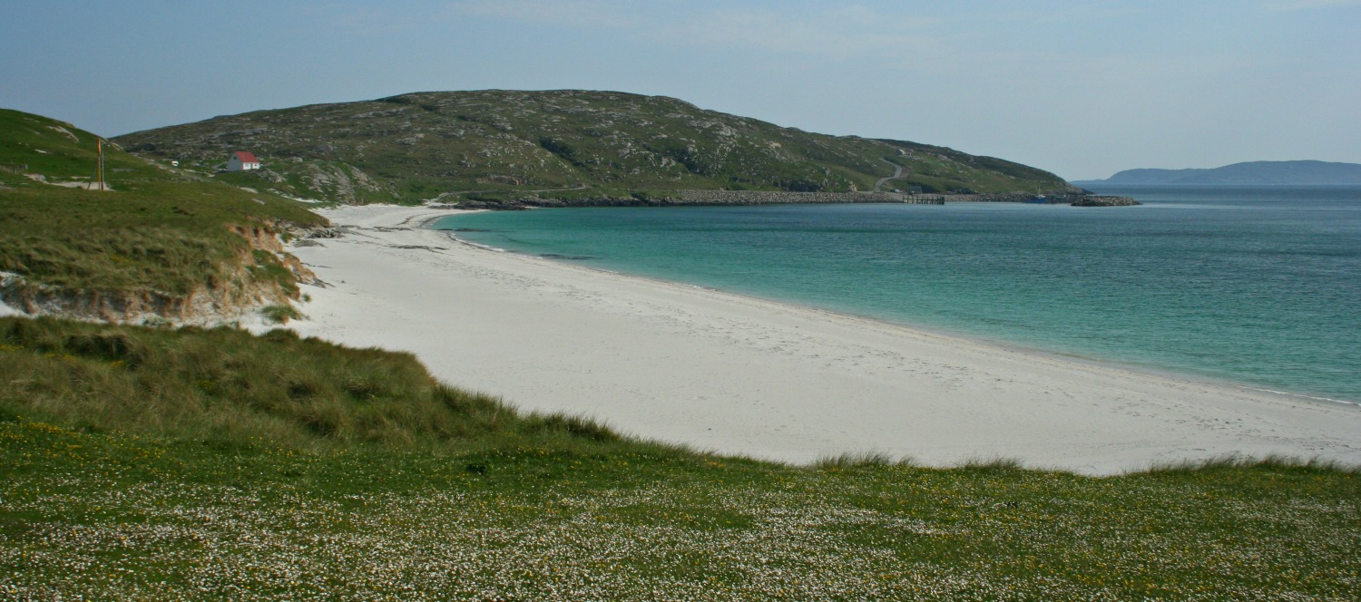 Eriskay, the Prince's Beach