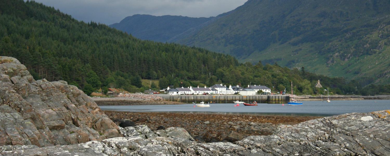 Inverie by Loch Nevis