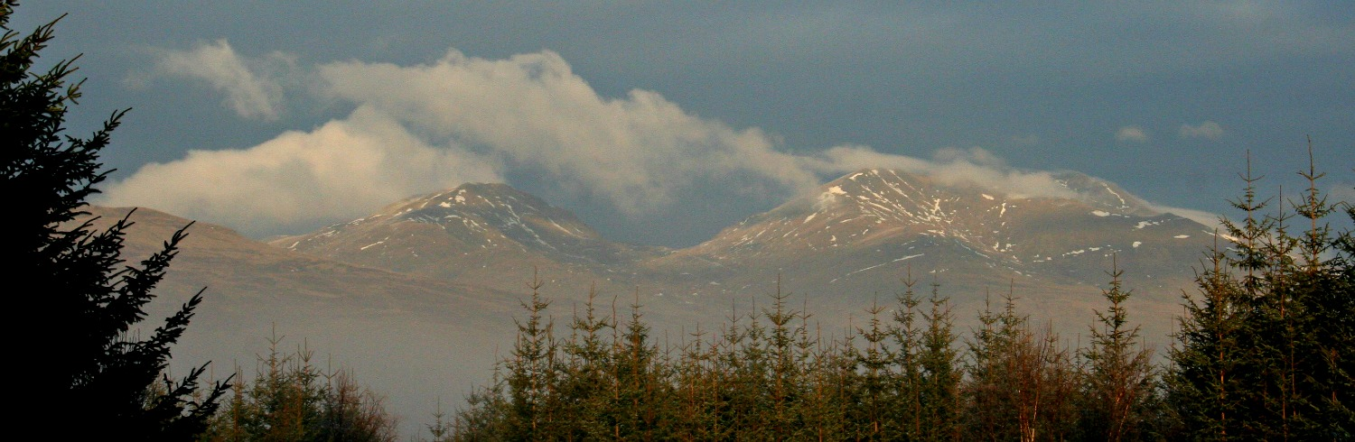 Ben Lawers in winter
