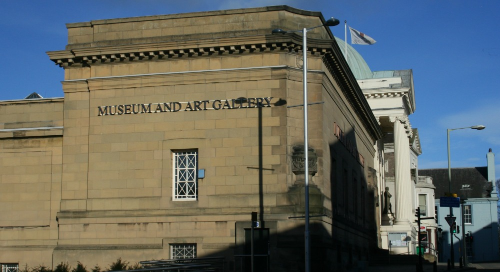 Perth Museum and Art Gallery- one of the UK's oldest museums