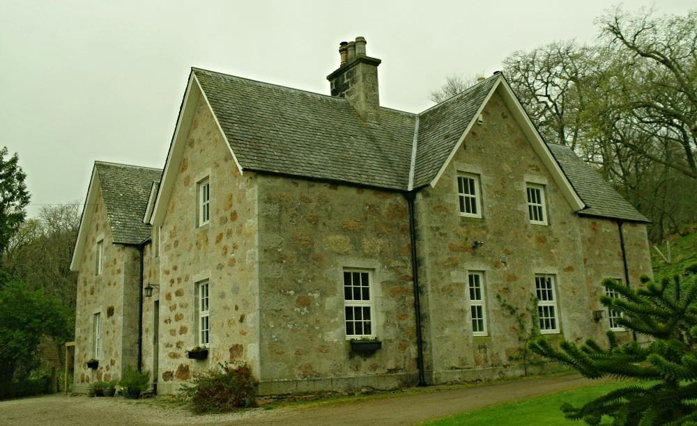 Culgower House, near Helmsdale