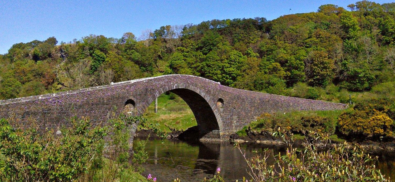 'The Bridge over the Atlantic' - en route to Seil