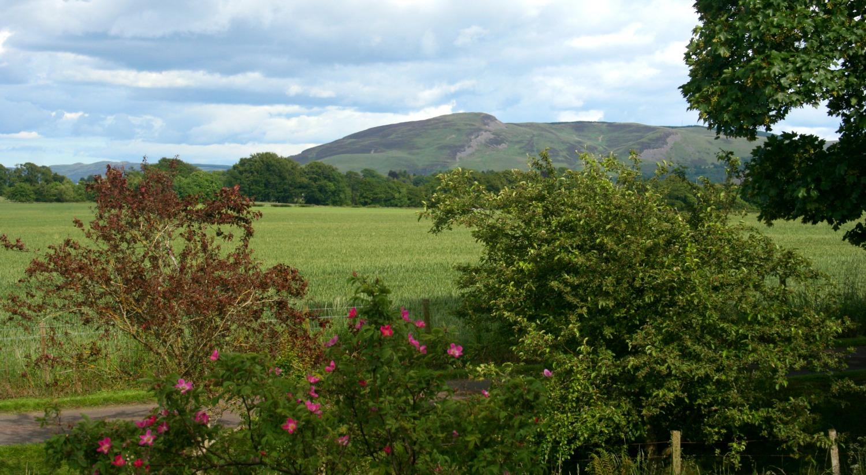 Near Gleneagles, Perthshire
