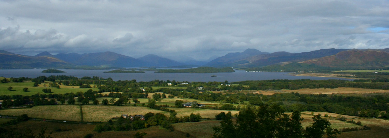 Loch Lomond from Duncryne Hill