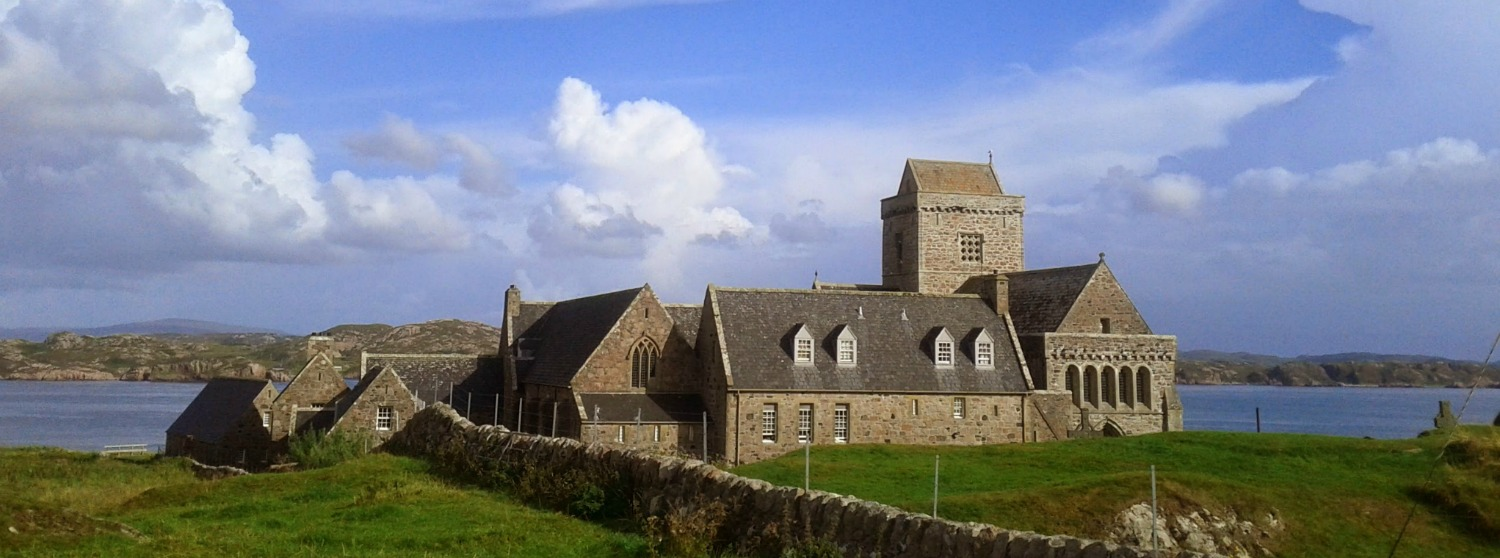 St Columba Head Office - Iona Abbey