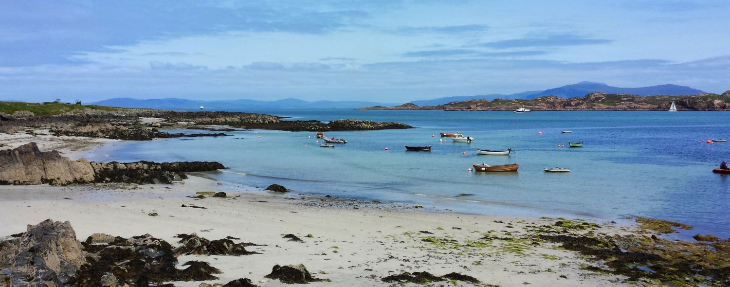 Isle of Iona, Martyrs Bay
